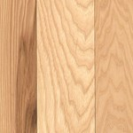 "Mohawk Berry Hill: Hickory Natural 3/4"" x 2 1/4"" Solid Hardwood WSC34 10"