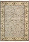 Capel Rugs Creative Concepts Cane Wicker - Vierra Cherry (560) Rectangle 10' x 10' Area Rug