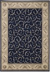 Capel Rugs Creative Concepts Cane Wicker - Canvas Parrot (247) Rectangle 10' x 14' Area Rug