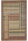 Capel Rugs Creative Concepts Cane Wicker - Paddock Shawl Persimmon (810) Rectangle 10' x 14' Area Rug