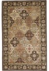 Capel Rugs Creative Concepts Cane Wicker - Fortune Lava (394) Rectangle 12' x 12' Area Rug