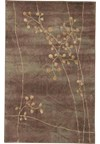 Capel Rugs Creative Concepts Cane Wicker - Canvas Camel (727) Rectangle 12' x 12' Area Rug