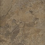 Armstrong Alterna Mesa Stone:  Chocolate Luxury Vinyl Tile D4109