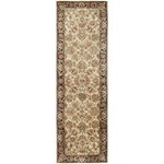 "Surya Ancient Treasures Jet Black (A-116) Rectangle 2'6"" x 8'0"""