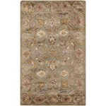 "Surya Ancient Treasures Feather Gray (A-117) Rectangle 2'0"" x 3'0"""