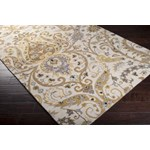 "Surya Ancient Treasures Oatmeal (A-165) Rectangle 3'3"" x 5'3"""