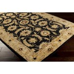 "Surya Ancient Treasures Caviar (A-171) Rectangle 2'0"" x 3'0"""