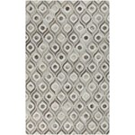 "Surya Appalachian Winter White (APP-1003) Rectangle 5'0"" x 8'0"""