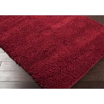 "Surya Aros Maroon (AROS-1) Rectangle 4'0"" x 10'0"""