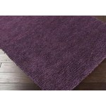 "Surya Aros Prune Purple (AROS-15) Rectangle 8'0"" x 10'6"""