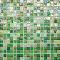 "Daltile City Lights Glass Mosaic 12"" x 12"" : Fiji CL751212PM1P"