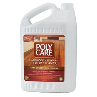 Polycare Wood Floor Cleaner Concentrate 1 Gallon Efloors Com
