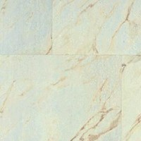 Wicanders ArtComfort - Stone Tile Collection Cork Flooring: Marmor Carrara D810001