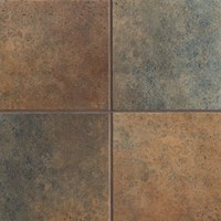 "Mannington Patchwork: Old Tapestry 12"" x 12"" Porcelain Tile PW3T12"