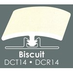 "Congoleum Duraceramic Reducer: Biscuit - 94"" Long"