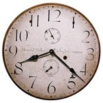 Howard Miller 620-314 Original Howard Miller III Non-Chiming Wall Clock