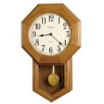 Howard Miller 625-242 Elliott Chiming Wall Clock