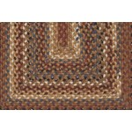 "Surya Country Living Cottage Braids Caviar (CTG-4501) Oval 2'6"" x 9'0"""