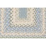 "Surya Country Living Cottage Braids Tarragon (CTG-4507) Oval 1'8"" x 2'0"""