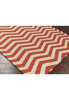 Surya Frontier Rust Red (FT-456) Rectangle 3'6