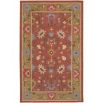 "Chandra Kilim (KIL2249-576) 5'0""x7'6"" Rectangle Area Rug"
