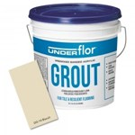 Congoleum Duraceramic Premixed Biscuit Grout 1 gallon bucket DG-14