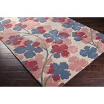 "Surya Paule Marrot Paule Marrot Parchment (PMT-1018) Rectangle 3'3"" x 5'3"""