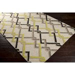 "Surya Rain Ivory (RAI-1122) Rectangle 2'0"" x 3'0"""
