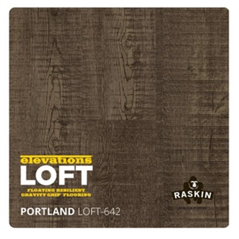 Raskin Elevations Loft Plank Lvt R Loft 642 Efloors Com