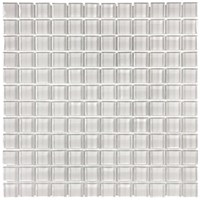 Anatolia Bliss Element Glass Mosaic Random Strip Tile 35