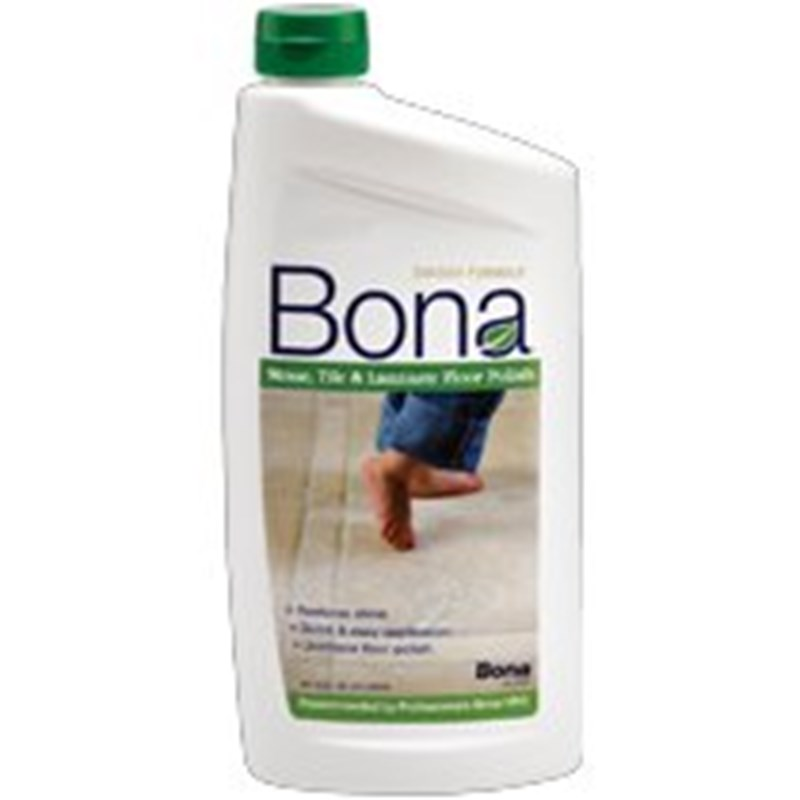 Bona Stone Tile And Laminate Floor Polish 32 Oz