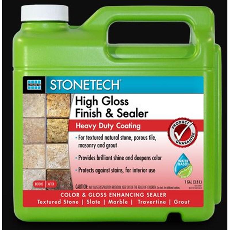 Dupont High Gloss Sealer: Laticrete Dupont STONETECH® High Gloss Finishing Sealer 1