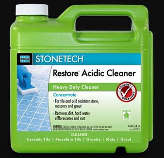 Dupont Restore Concentrate Acidic Amp Grout Cleaner 1