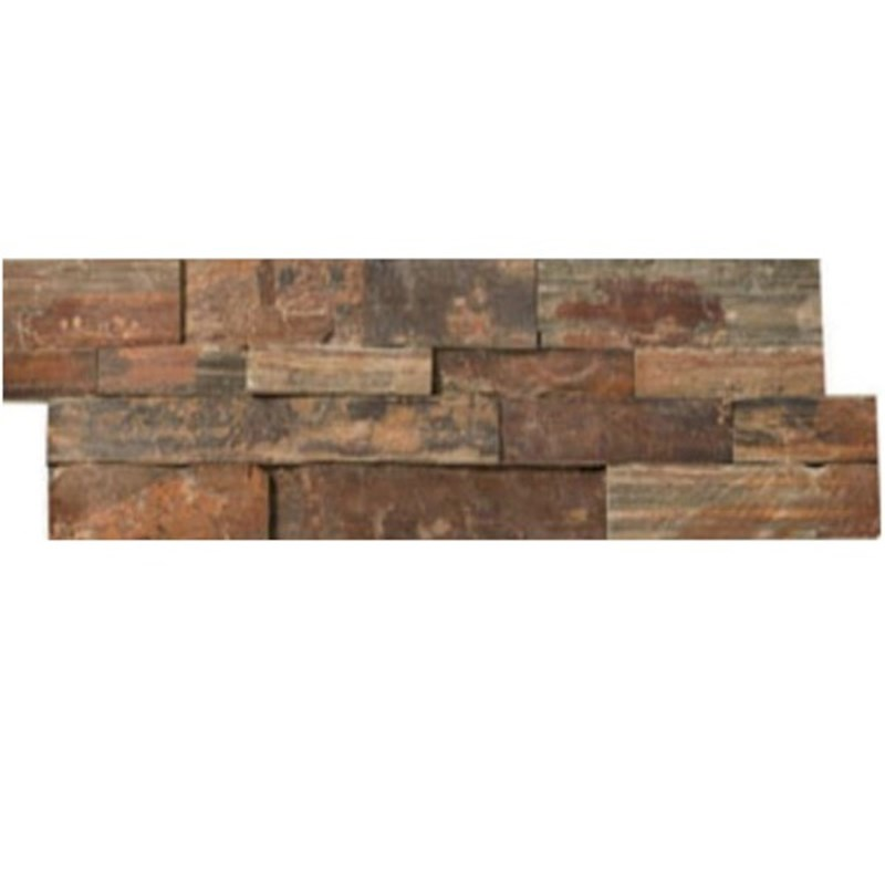 Emser Earth Stacked Stone Ledger Panel 6 Quot X 24 Quot Natural