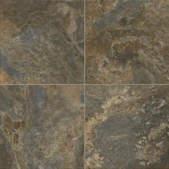Armstrong Alterna Allegheny Slate Italian Earth Luxury Vinyl Tile D2330