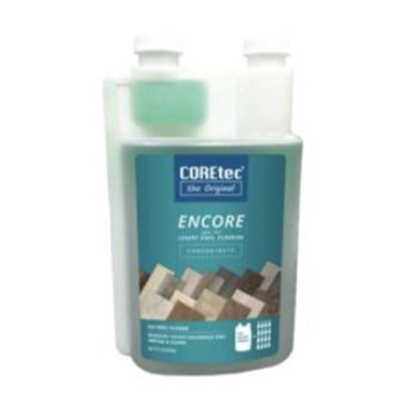 Coretec Encore Luxury Vinyl Cleaner Concentrate 32 Oz