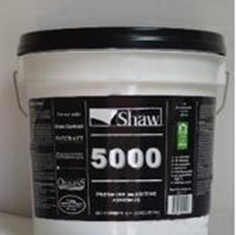 Shaw 5000r Carpet Tile Pressure Sensitive Adhesive 4