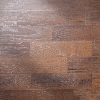 Faus Floor Cosmopolitan Collection Hickory Barrel 10mm Laminate With Attached Pad 829975